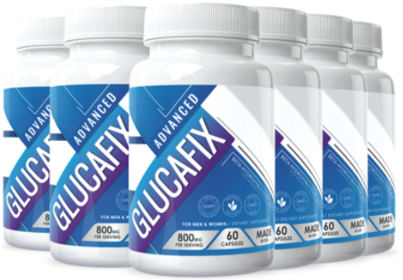 Advanced GlucaFix Supplement
