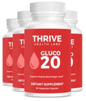 Gluco 20 Supplement