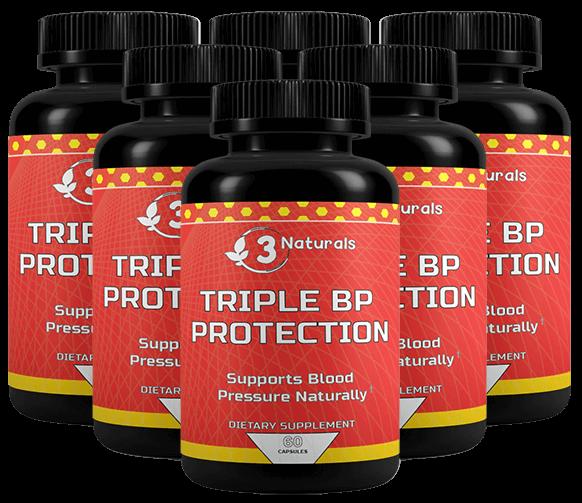 Triple BP Protection Supplement