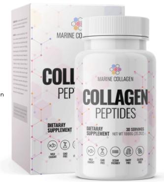 Marine Collagen Collagen Peptides Supplement