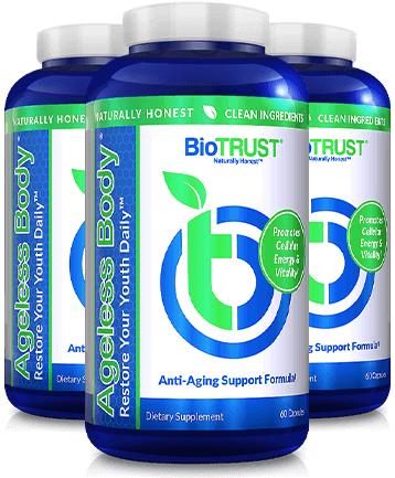 BioTrust Ageless Body Supplement