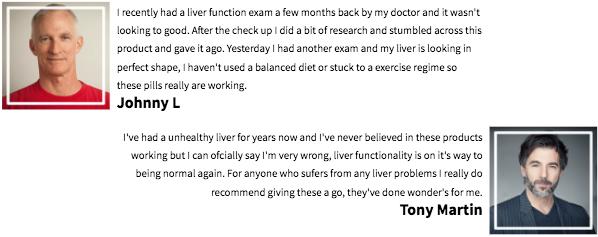 Triple Liver Health Testimonials
