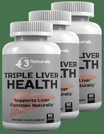Triple Liver Health Supplement